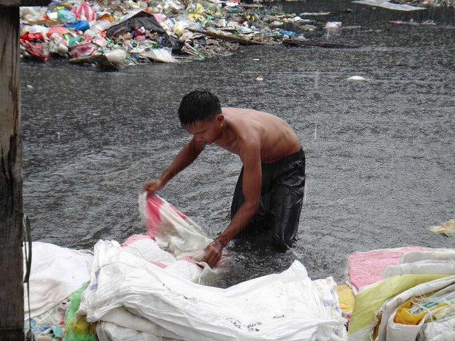 袋リサイクル10